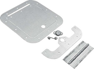 ALLSTAR PERFORMANCE Access Panel Kit 6in x 6in 18530