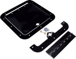 ALLSTAR PERFORMANCE Access Panel Kit Black 8in x 8in 18541