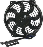 ALLSTAR PERFORMANCE Electric Fan 10in Curved Blade 30070