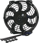 ALLSTAR PERFORMANCE Electric Fan 12in Curved Blade 30072