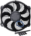 ALLSTAR PERFORMANCE Electric Fan 14in Curved Blade 30074