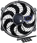 ALLSTAR PERFORMANCE Electric Fan 16in Curved Blade 30076