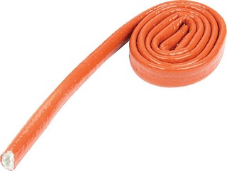 ALLSTAR PERFORMANCE Heat Sleeve 1/4in x 3ft Orange 34280