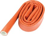 ALLSTAR PERFORMANCE Heat Sleeve 1/2in x 3ft Orange 34282