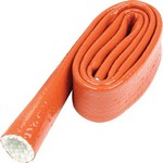 ALLSTAR PERFORMANCE Heat Sleeve 3/4in x 3ft Orange 34284