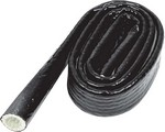 ALLSTAR PERFORMANCE Heat Sleeve 1/2in x 3ft Black 34292