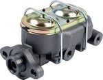 ALLSTAR PERFORMANCE Master Cylinder 1in Bore 1/2in/9/16in Ports Cast 41062