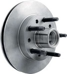 ALLSTAR PERFORMANCE Hub/Rotor M/C 1982-88 5 on 5.00in BC 42088