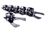 ALLSTAR PERFORMANCE Caliper Bracket Metric Clamp On 6pk 42103-6