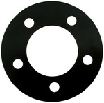 ALLSTAR PERFORMANCE Wheel Spacer Steel 1/4in 5x5 44126