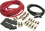 ALLSTAR PERFORMANCE Battery Cable Kit 2 Gauge 2 Batteries 76112