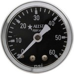 ALLSTAR PERFORMANCE 1.5in Gauge 0-60 PSI Dry Type 80214