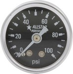 ALLSTAR PERFORMANCE 1.5in Gauge 0-100 PSI Dry Type 80216