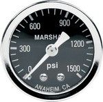 ALLSTAR PERFORMANCE 1.5in Gauge 0-1500PSI Dry Type 80218