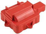 ALLSTAR PERFORMANCE HEI Coil Cover Red  81210