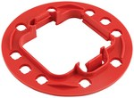 ALLSTAR PERFORMANCE HEI Wire Retainer Red  81212