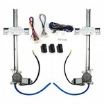 AUTO-LOC Power Window Kit With Switches AUTPW55033
