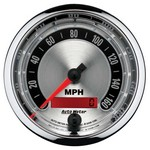 AUTO METER 3-3/8 A/M Speedometer 160MPH 1288