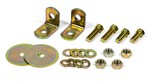 BEAMS SEATBELTS Hardware Kit for 3 Pt Retractable Belts FHD-1046-4