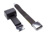 BEAMS SEATBELTS 2 Pt Retractable Seat Belt Airplane Style 80694802-00-AA