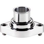 BILLET SPECIALTIES Polished Thermostat Hsng Straight Up 90120