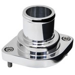BILLET SPECIALTIES LS Thermostat Housing Straight Polished 90134