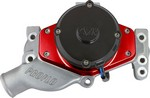 CVR PERFORMANCE SBC Electric Water Pump 60gpm - Red 7550R