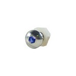 DESIGN ENGINEERING Lighted Button Head Bolt Pair Blue 30307