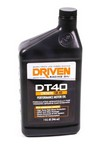 DRIVEN RACING OIL DT40 5w40 Synthetic Oil 1 Qt Bottle 2406