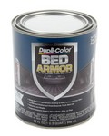 DUPLI-COLOR KRYLON Premium Trk Bed Coating Quart w/Kevlar BAQ2010