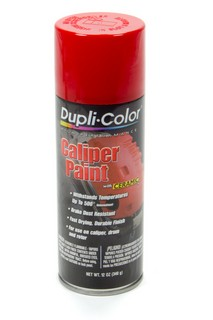 DUPLI-COLOR KRYLON Brake Caliper Red Paint 12oz BCP100