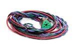 FAST ELECTRONICS 4-Pin Wire Harness - Distributor to Crane Box 6000-6717
