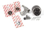 HOLLEY AC Bracket System Kit GM LS Engines 20-140