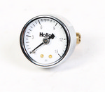 HOLLEY 0-15 Fuel Pressure Gauge  26-500