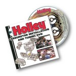 HOLLEY Carb. Installation & Tuning DVD Video 36-378