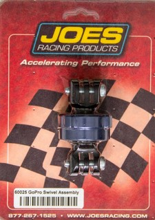 JOES RACING PRODUCTS GoPro Swivel Mount Assembly 60025