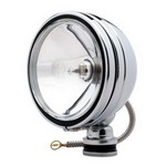 KC HILITES 6in. Chrome 100w Daylighter 1237