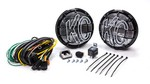 KC HILITES Apollo Pro 6in Light Kit Fog Beam Halogen 152