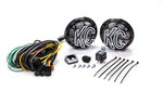 KC HILITES Apollo Pro 5in Light Kit Fog Beam Halogen 452
