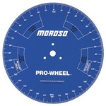 MOROSO 18in Pro Degree Wheel  62191