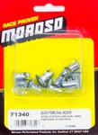 MOROSO Steel Quick Fasteners- Oval Head-5/16in x .400i 71340
