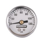 MOROSO 1-1/2 Oil Pressure Gauge - 0-120PSI 89611