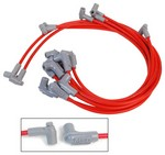 MSD Sbc Wires Low Profile  31249