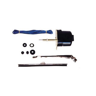 OMIX-ADA Windshield Wiper Motor C onversion Kit  12 Volt, 19101.02