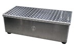 PIT PAL Portable Aluminum Step 30inW 10inH 12inW 496