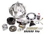 QUARTER MASTER Bellhousing Kit 5.5in 26 spl Clutch w/Oil Pump mt 10038591DS