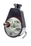 RACING POWER CO Saginaw Power Steering Pump Chrome R3913