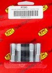 RACING POWER CO Chrome V/C Mini Bolt (4) 1 3/8in x 1/4-20 Thread R7283