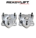 READY LIFT Front End Leveling Kit- 09-   Ram 1500 4WD 2in 66-1030