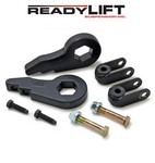 READY LIFT Front End Leveling Kit- 88-07 GM P/U & SUV 2.5in 66-3000